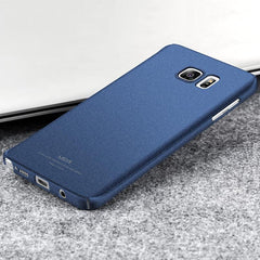 Phone Accessories Lux CASE Galaxy note 5 Luxury Ultra Slim Matte Cover For Samsung Galaxy Note 5