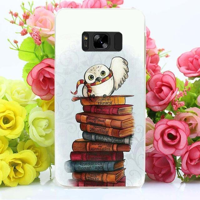 Phone Accessories Lux CASE Galaxy s6 edge plus 12 / for Galaxy S5 Harry Potter Bitch Hard Case for Samsung Galaxy S8 Plus S7 S6 Edge S5