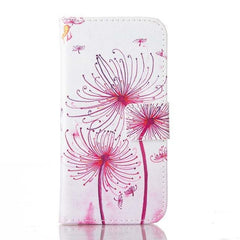 Phone Accessories Lux CASE Galaxy s6 edge plus Dandelion / S5 Mini G870A Leather Case For Samsung Galaxy S5,Galaxy S8,Galaxy S6 edge,Galaxy S8 Plus,Galaxy S7 Edge,Galaxy S7,Galaxy S6