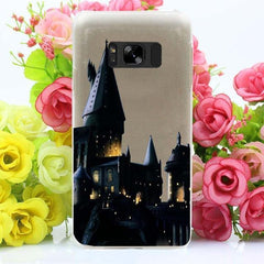 Phone Accessories Lux CASE Galaxy s6 edge plus Harry Potter Bitch Hard Case for Samsung Galaxy S8 Plus S7 S6 Edge S5