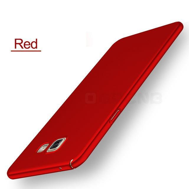 Phone Accessories Lux CASE Galaxy s6 edge plus Red / China / J5 2016 Full Cover Matte Case For SamsungGalaxy A Series,Galaxy J Series,Galaxy Note 8,Galaxy S6 edge
