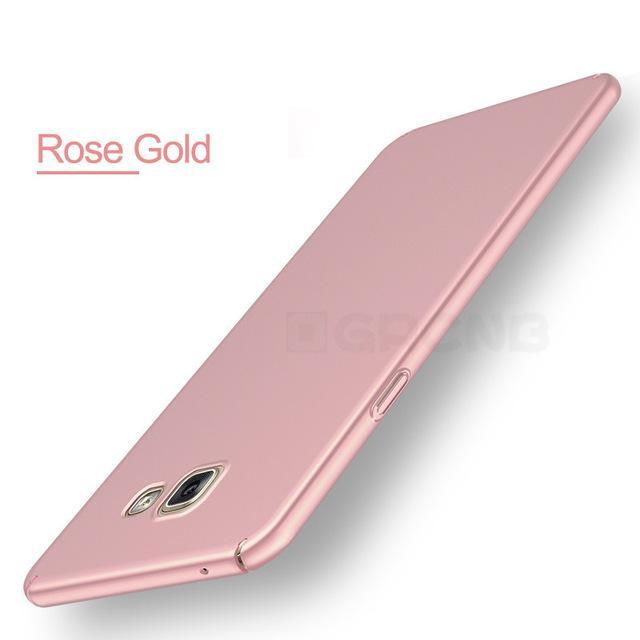 Phone Accessories Lux CASE Galaxy s6 edge plus Rose Gold / China / J5 2016 Full Cover Matte Case For SamsungGalaxy A Series,Galaxy J Series,Galaxy Note 8,Galaxy S6 edge