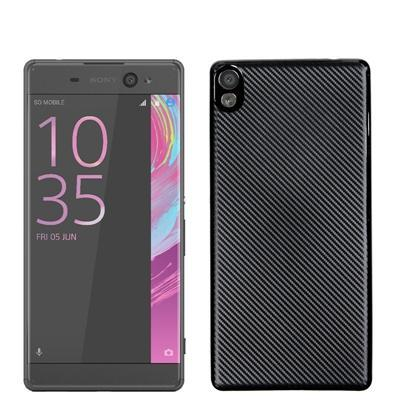 Phone Accessories Lux case Sony xperia r1 plus Black / for Sony C6 Case Soft Cover for Sony Xperia XA1 XA Ultra XZ Premium XZ1 Compact R1 Plus