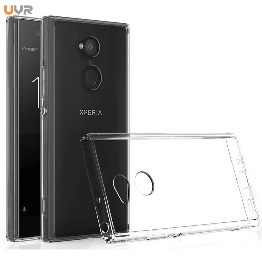 Phone Accessories Lux Case SONY XPERIA XA2 ULTRA Case Transparent Slim Silicone Soft TPU For Xperia XA2