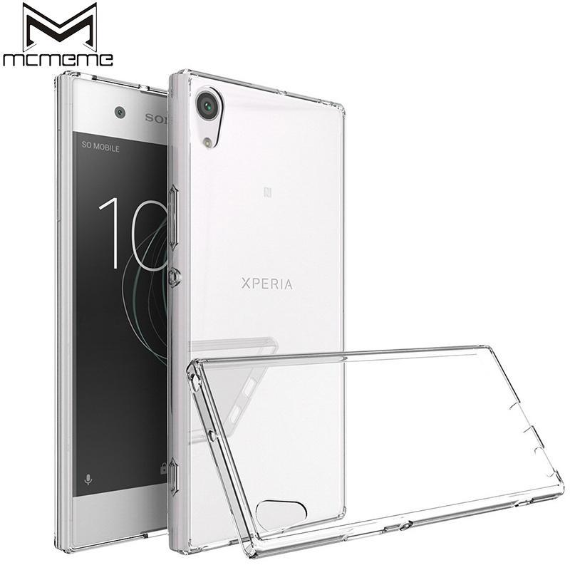 Phone Accessories Lux Case SONY XPERIA XA2 ULTRA Case Ultra-thin Soft Silicone HD Clear Transparent  For Sony Xperia XA2