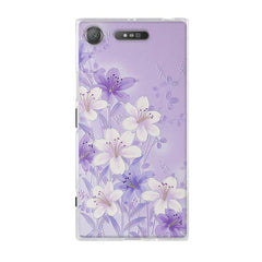 Phone Accessories Lux case SONY XPERIA XZ1 10 / TPU 3D Relief Painted Pattern Cover For Sony Xperia XZ1 Back Phone Cases