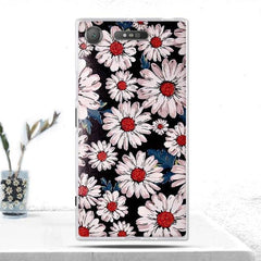 Phone Accessories Lux case SONY XPERIA XZ1 2 Cover Soft  Silicone Back Cover for Sony Xperia XZ1