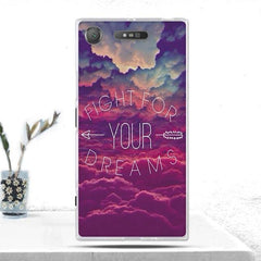 Phone Accessories Lux case SONY XPERIA XZ1 20 Cover Soft  Silicone Back Cover for Sony Xperia XZ1