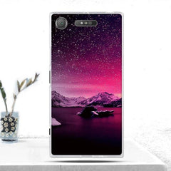 Phone Accessories Lux case SONY XPERIA XZ1 21 Cover Soft  Silicone Back Cover for Sony Xperia XZ1