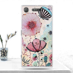 Phone Accessories Lux case SONY XPERIA XZ1 8 Cover Soft  Silicone Back Cover for Sony Xperia XZ1