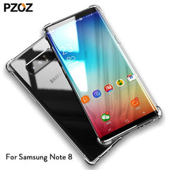 Phone Accessories Lux Galaxy Note 8 Luxury Case silicone tpu for galaxy note 8 phone