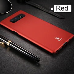 Phone Accessories Lux Galaxy Note 8 Red / For Galaxy Note 8 Luxury Case For Galaxy Note8 Ultra Slim Thin Hard PC Back Cover