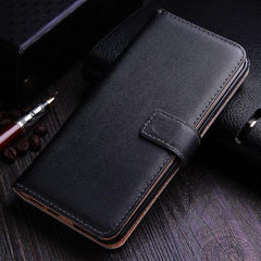 Phone Accessories Lux Galaxy s8 plus Black / For Samsung S8 Leather Wallet Business Cover For Galaxy S8,Galaxy S8 Plus