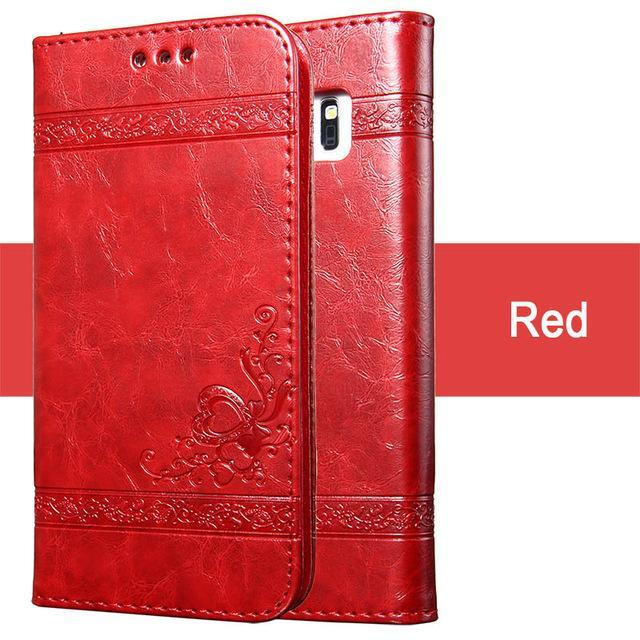 Phone Accessories Lux Galaxy s8 plus Red / S6 Luxury Wallet Leather Silicon Cases For Samsung  Galaxy S8,Galaxy S6 edge,Galaxy S8 Plus,Galaxy S7 Edge,Galaxy S7,Galaxy S6