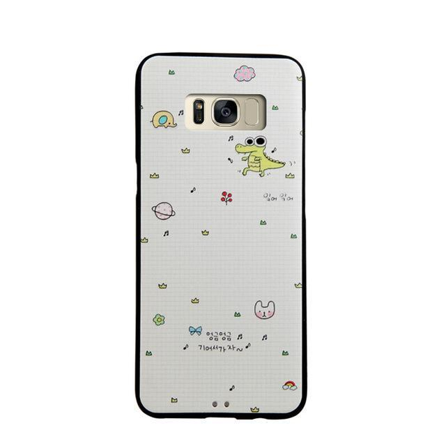 Phone Accessories Lux Galaxy s8 plus T07 / for Samsung S8 Case Leather  for Samsung Galaxy S8 Plus-S8