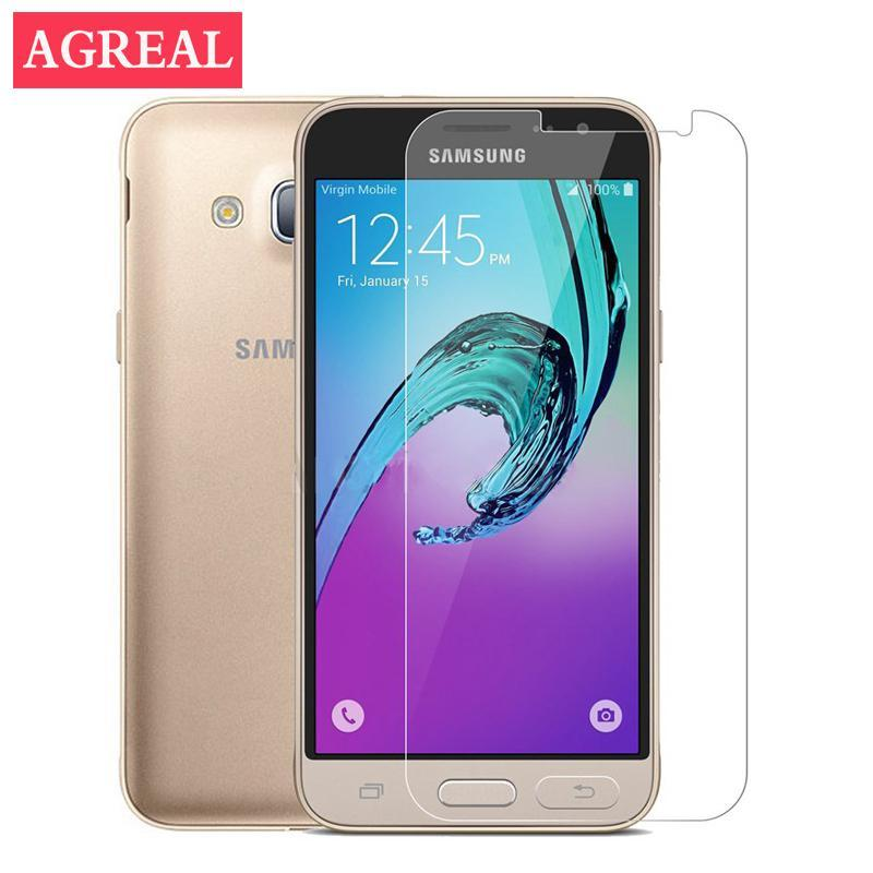 Phone Accessories Lux screen protection GALAXY J3 Tempered Glass for Samsung Galaxy J3