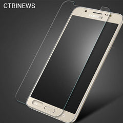Phone Accessories Lux screen protection GALAXY J3 Tempered Glass For Samsung Galaxy J3 - Screen Protector Glass Film