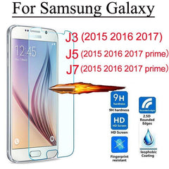 Phone Accessories Lux screen protection GALAXY J3 Tempered Glass Screen Protector For Samsung Galaxy J3 J5