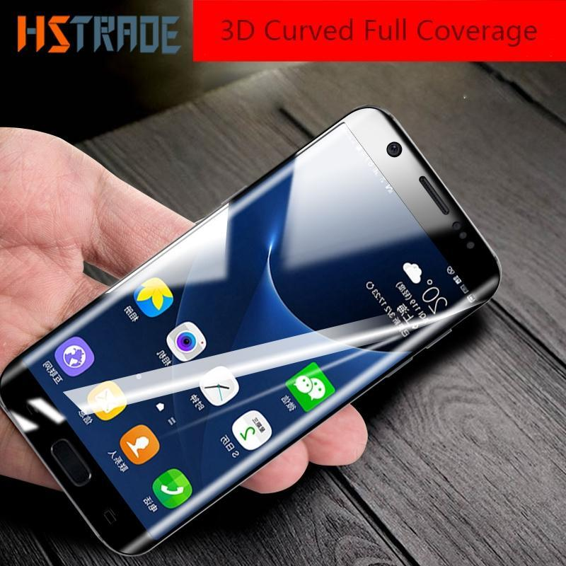 Phone Accessories Lux screen protector Galaxy s6 edge plus 3D Curved Full Coverage Tempered Glass Screen Protector For Samsung Galaxy S6 edge,Galaxy S7,Galaxy S7 edge,Galaxy S6