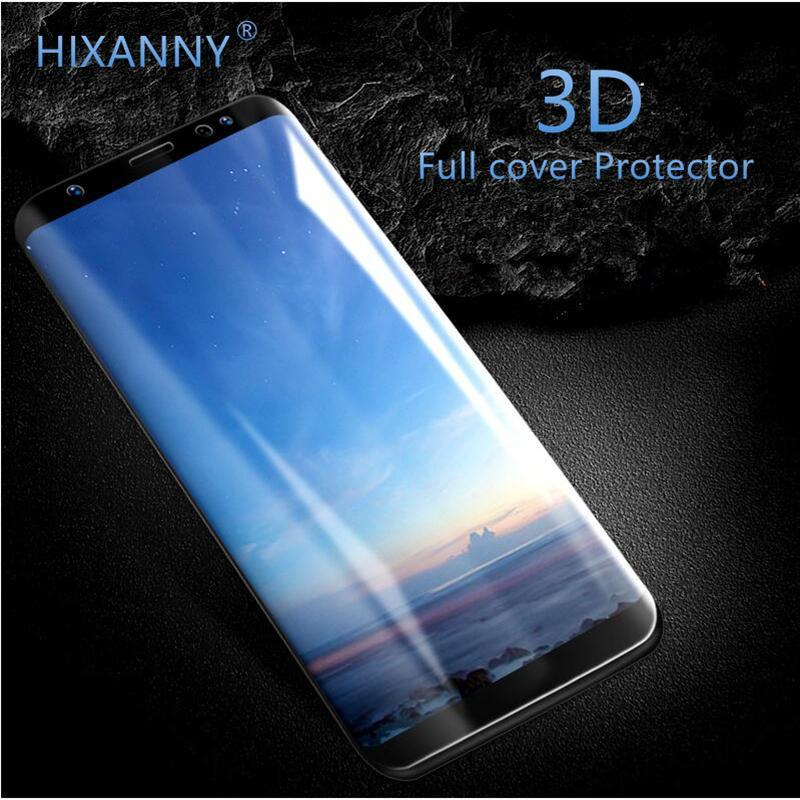 Phone Accessories Lux screen protector Galaxy s6 edge plus 3D Soft Protective Film For Samsung Galaxy S6 Edge film ( Not Glass )