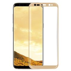 Phone Accessories Lux Screen Protectors Galaxy S8 China / Gold / For Samsung Note 8 3D Curved Screen Protector For Samsung Galaxy S8 S8+ Note 8 ( Not tempered Glass )