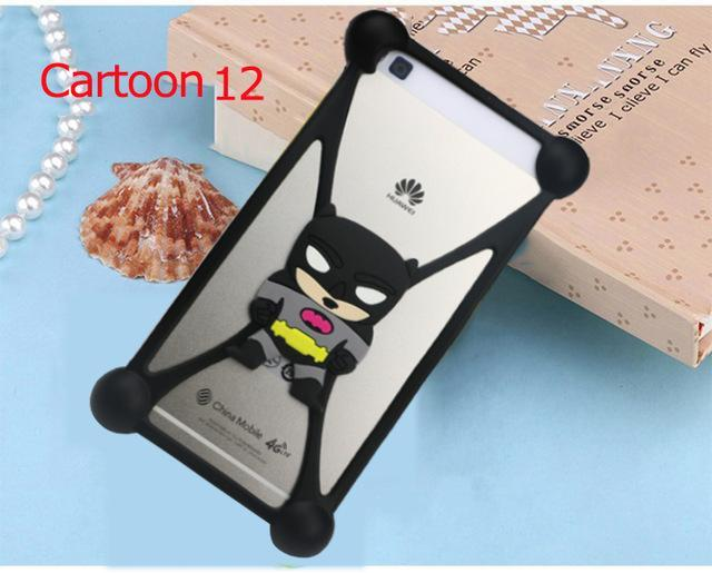 Phone Accessories Lux silicon case Sony xperia r1 plus 12 3D Silicon Cartoon Minnie Doraemon Soft Phone Case For Sony Xperia R1 Plus