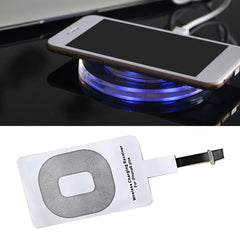 Phone Accessories Lux Wireless Chargers Besegad Wireless Charger Module Qi-enabled Charging Receiver Patch Universal for Apple iPhone 7 Plus 6 Plus 7 6S 6 5S 5C