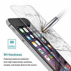 Phone Accessories Screen Protectors Tempered Glass for iPhone  7,Screen Protector 9H Glass Film