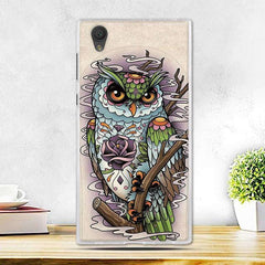 Phone Case and Accessories case sony xperia l1 17 Fashion Painted 2017 Newest Ultra Soft Silicone Phone Case For Sony Experia L1