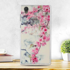 Phone Case and Accessories case sony xperia l1 9 Fashion Painted 2017 Newest Ultra Soft Silicone Phone Case For Sony Experia L1