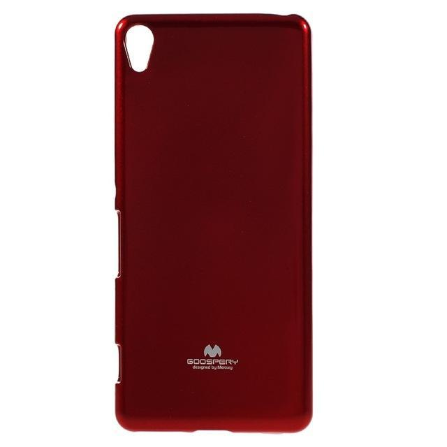 Phone Case and Accessories case sony xperia x compact Wine Red / For Xperia X Original Jelly Gel Soft TPU Black Phone Case For Sony Xperia X Compact