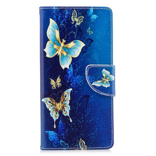 Phone Case and Accessories Case SONY XPERIA XA1 PLUS d / XA1 Case Flip Luxury Leather For SONY Xperia XA1 Plus-With Card Pocket