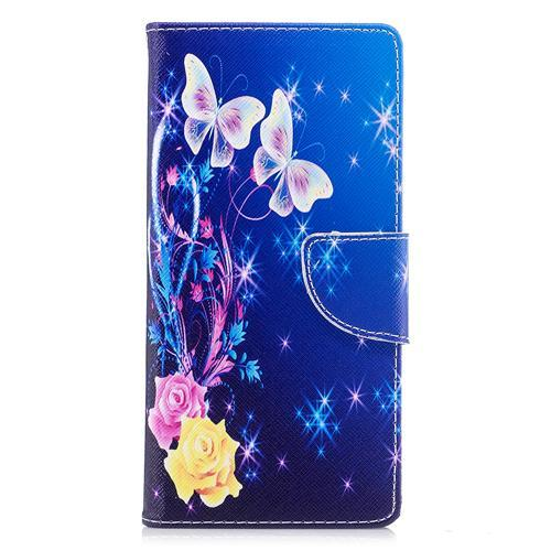 Phone Case and Accessories Case SONY XPERIA XA1 PLUS h / XA1 Case Flip Luxury Leather For SONY Xperia XA1 Plus-With Card Pocket