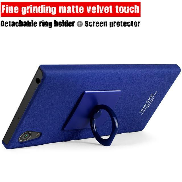 Phone Case and Accessories Case SONY XPERIA XA1 ULTRA Blue Phone Case Hight Quality All-aroud Covered  For Sony Xperia XA1 Ultra