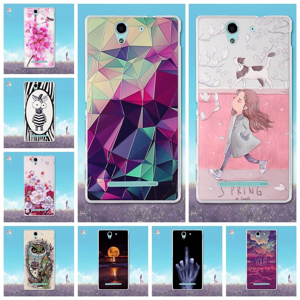 Phone Case and Accessories Case SONY XPERIA XA1 ULTRA Cover Soft Silicone 3D Pattern Bag For Sony Xperia c3,Sony Xperia XA1 Ultra