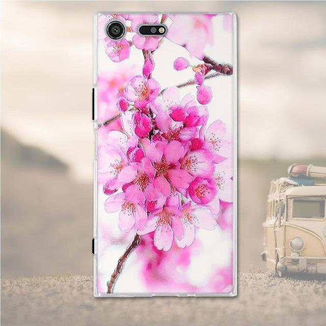 Phone Case and Accessories case Sony xperia xz premium 1 Silicone Phone Case For Sony Xperia XZ Premium Case 3D Soft TPU