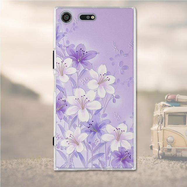 Phone Case and Accessories case Sony xperia xz premium 10 Silicone Phone Case For Sony Xperia XZ Premium Case 3D Soft TPU
