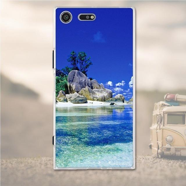 Phone Case and Accessories case Sony xperia xz premium 15 Silicone Phone Case For Sony Xperia XZ Premium Case 3D Soft TPU