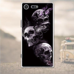 Phone Case and Accessories case Sony xperia xz premium 16 Silicone Phone Case For Sony Xperia XZ Premium Case 3D Soft TPU