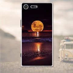 Phone Case and Accessories case Sony xperia xz premium 18 Silicone Phone Case For Sony Xperia XZ Premium Case 3D Soft TPU