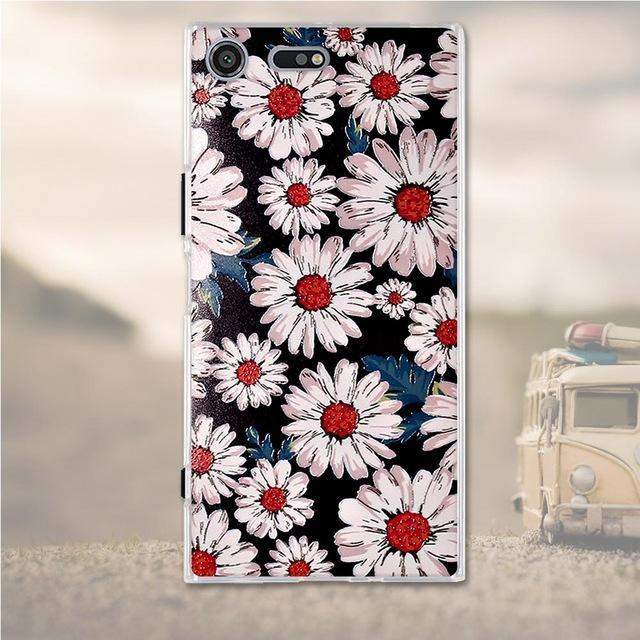 Phone Case and Accessories case Sony xperia xz premium 2 Silicone Phone Case For Sony Xperia XZ Premium Case 3D Soft TPU