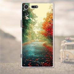 Phone Case and Accessories case Sony xperia xz premium 24 Silicone Phone Case For Sony Xperia XZ Premium Case 3D Soft TPU