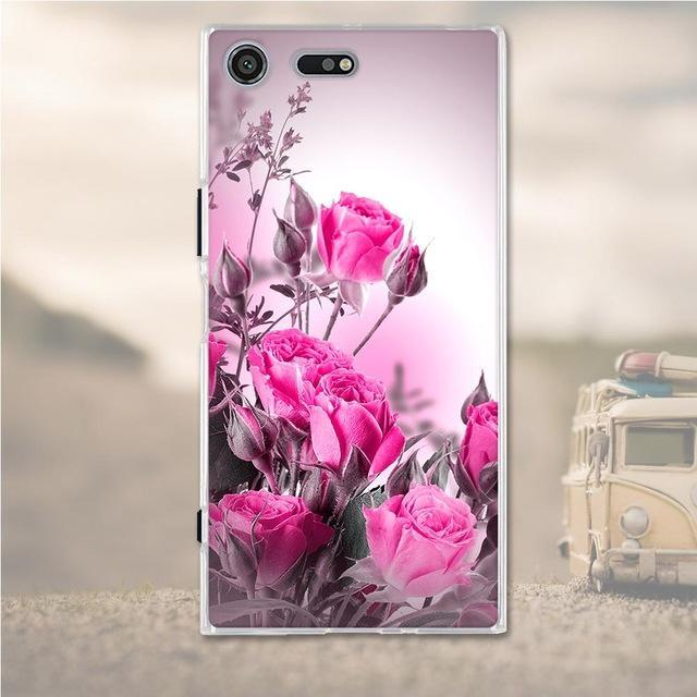 Phone Case and Accessories case Sony xperia xz premium 25 Silicone Phone Case For Sony Xperia XZ Premium Case 3D Soft TPU