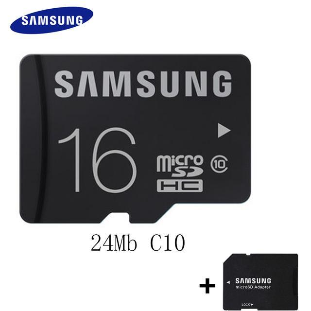 Phone Case and Accessories micro sd card MB-MA16E-1 SAMSUNG 100Mb/s  Micro SD Card Class10 32GB 64GB 128GB 256GB 16GB 8GB others
