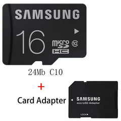 Phone Case and Accessories micro sd card MB-MA16E-1 SAMSUNG Micro SD Card 8G 16G 32G 64G 128G 256G 100Mb/s Memory Card Flash TF