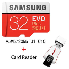 Phone Case and Accessories micro sd card MB-MC32G-CA1001 SAMSUNG Micro SD Card 8G 16G 32G 64G 128G 256G 100Mb/s Memory Card Flash TF