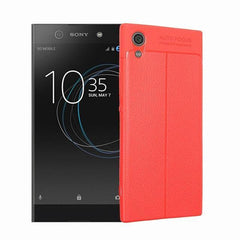 Phone Case and Accessories Red / XZ1 Compact Phone Case Ultra Thin TPU Silicone For Sony Xperia XZ Premium- XZ1 Compact
