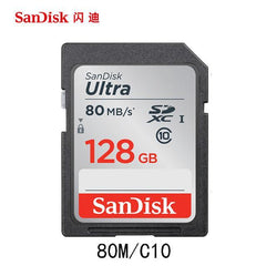 Phone Case and Accessories sd card SDSDUNC-128G SanDisk 300MBS SD Card for Camera 512GB 256GB 128GB 64GB 32GB 16GB Memory Card U3 Flash Card for Camera Flash Card PC SDXC SDHC
