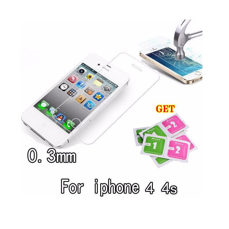 Screen Protectors Screen Protectors Premium Tempered Screen Protector for iPhone 5s