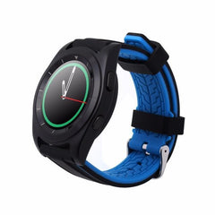 Smartwatch Smartwatch Black Silicone / Language B Original Wristwatch Smartwatch Heart Rate Monitor Fitness Tracker Intelligent Clock For iOS Android